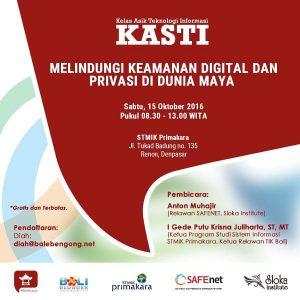 Menerima Piala di Makassar dan Manado
